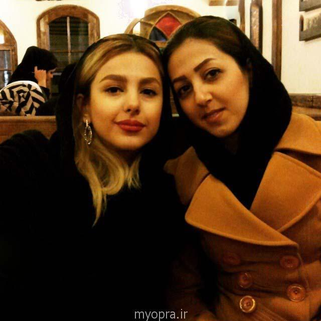 جوانه دلشاد زمستان ۹۳ بازیگر زن ایرانی
