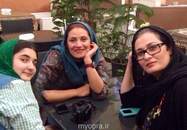 بازیگران زن ایرانی بهمن 93