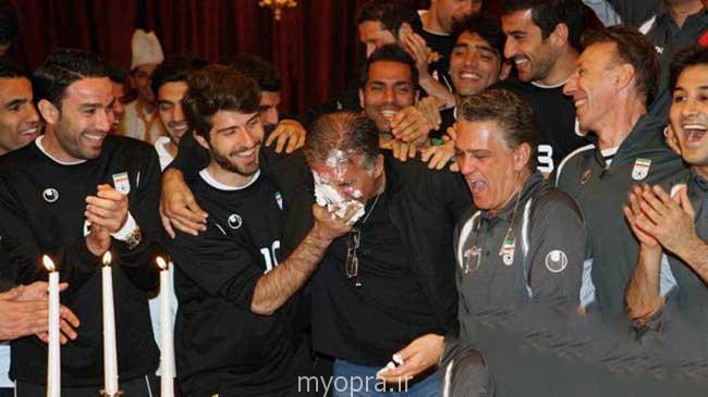 بیوگرافی و عکس های دیده نشده از سرمربی فوتبال ایران