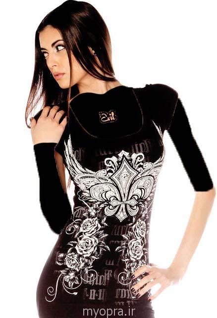 مدل تونیک زنانه و دخترانه ویژه نوروز 94