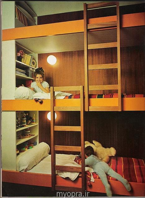 چیدمان اتاق کودک و نوجوان 94