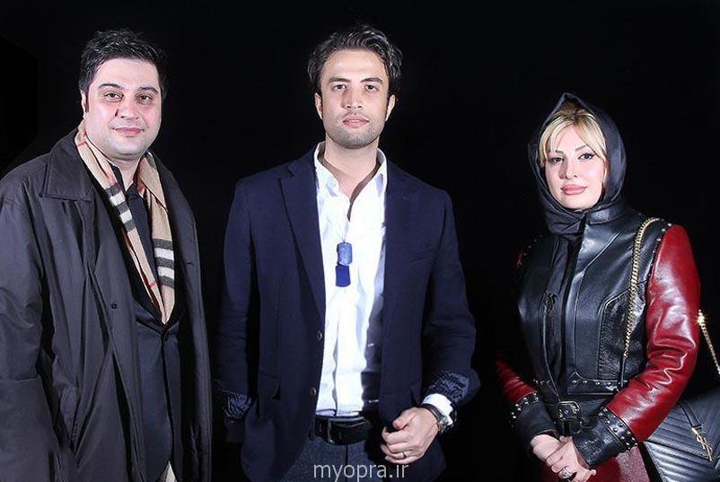 بنیامین بهادری ,عکس بنیامین بهادری ,بازیگران در کنسرت بهادری ,تصاویر بنیامین بهادری