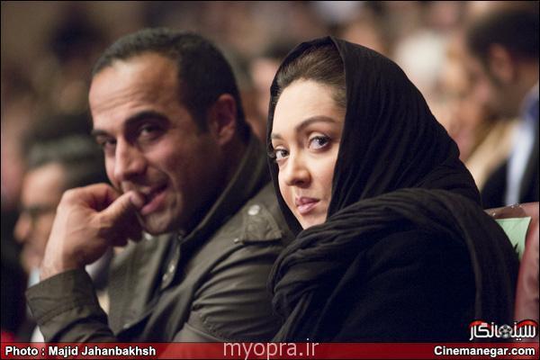 تصاویر بازیگران جشنواره فجر  93 در برج میلاد