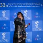 عکتیپ و لباس بازیگران در فرش قرمز جشنواره فجر بهمن 93