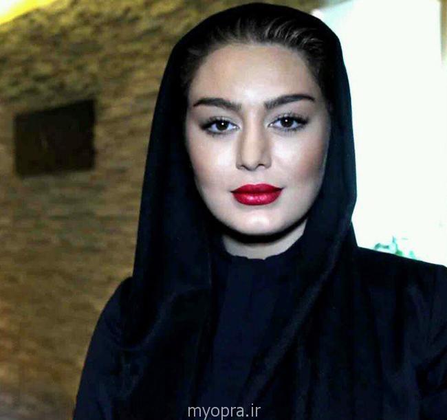 سحر قریشی در جشنوار فیلم فجر بهمن 93