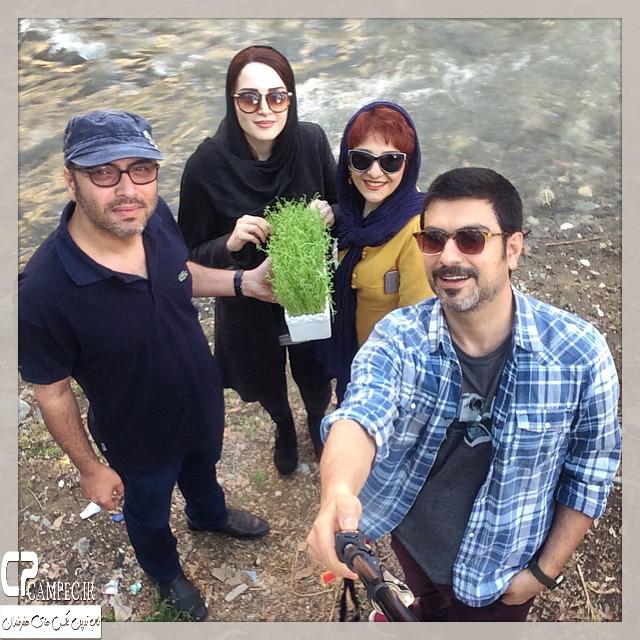 عکس های بازیگران ایرانی در روز سیزده بدر 94  (http://www.oojal.rzb.ir/post/1597)