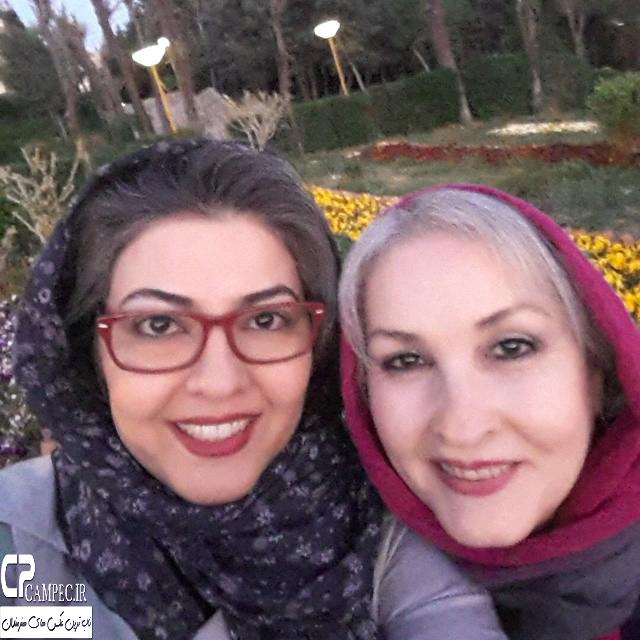 بازیگران ایرانی در روز سیزده بدر 94
