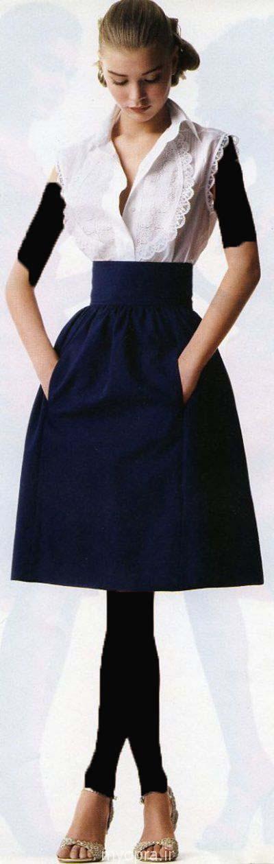 مدل های جدید لباس بهاری