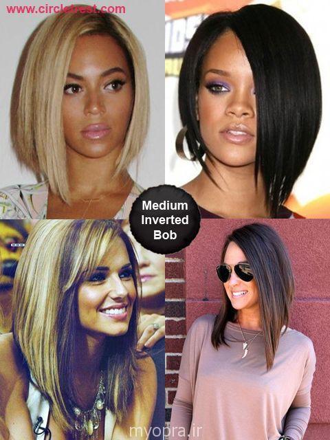مدل های موی کوتاه زنانه و دخترانه 2015