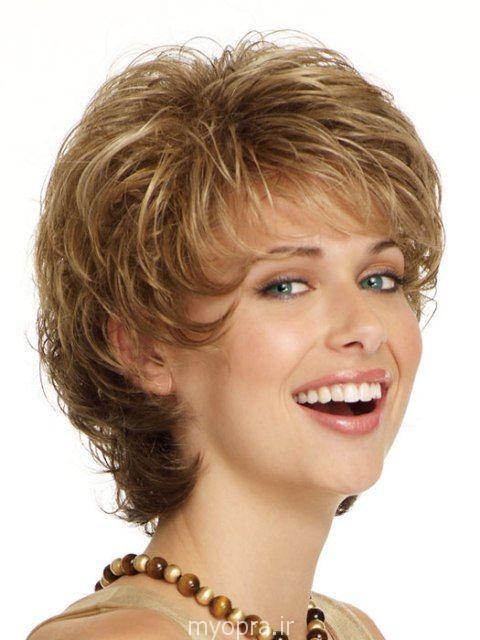 تاپ ترین مدل های موی کوتاه زنانه و دخترانه ۲۰۱۵