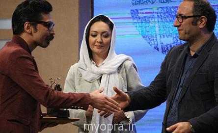 تصاویر بازیگران در افتتاحیه جشنواره فیلم شهر