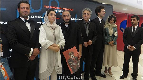 بازیگرایرانی در جشنواره کن 2015