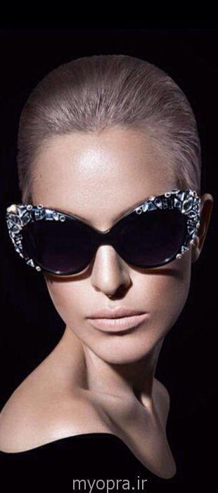 عینک آفتابی زنانه 2015