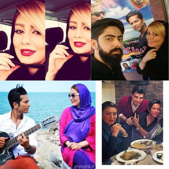عکس های جدید و جذاب سحر قریشی خرداد ۹۴