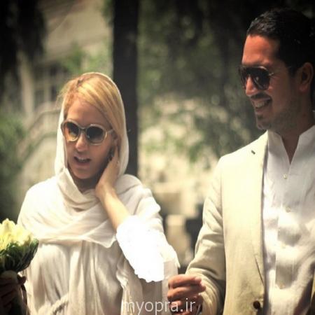 عکس همسر مهناز افشار