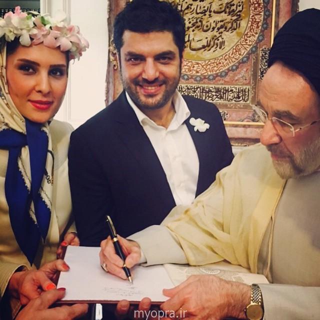 ازدواج بازیگران سینما و تلوزیون