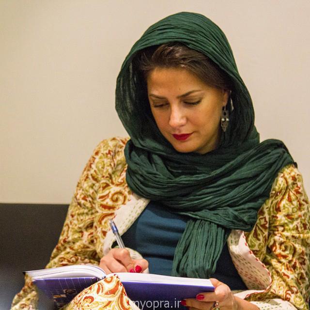 جدیدترین عکس های طناز طباطبایی  در خرداد 94