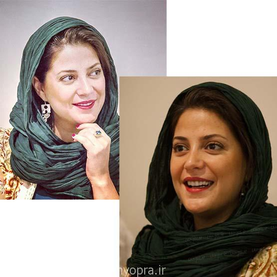 عکس های طناز طباطبایی در خرداد 94