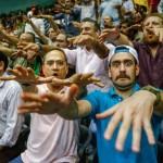 عکس های سلفی و جنجالی بازیگران در دوره برگشت بازی ایران و آمریکا