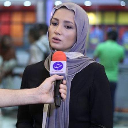 روناک یونسی با چهره ای جدید در  فیلم عصر یخبندان
