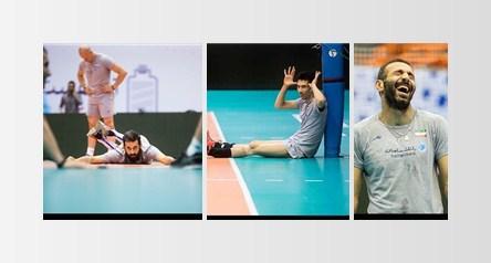 عکس های جدید از تمرین تیم ملی والیبال ایران قبل از بازی با روسیهعکس های جدید از تمرین تیم ملی والیبال ایران قبل از بازی با روسیه