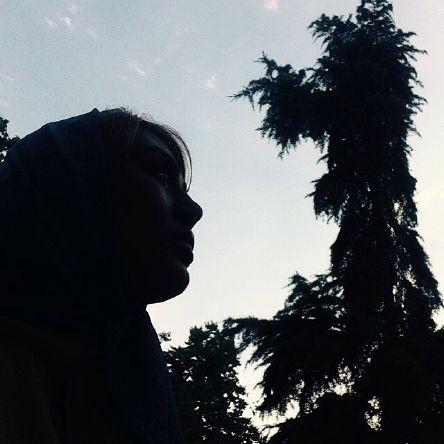 عکس  جدید سحر قریشی در تیر ماه 94