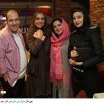 عکس های جالب بازیگران در روز تولد الیکا عبدالرزاقی