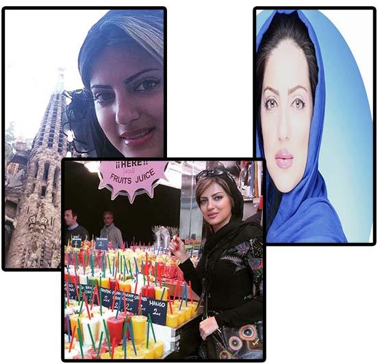 عکس های  هلیا امامی در 94