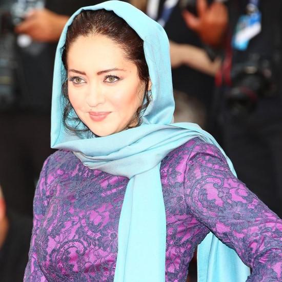عکس جدید نیکی کریمی افتتاحیه جشنواره فیلم ونیز