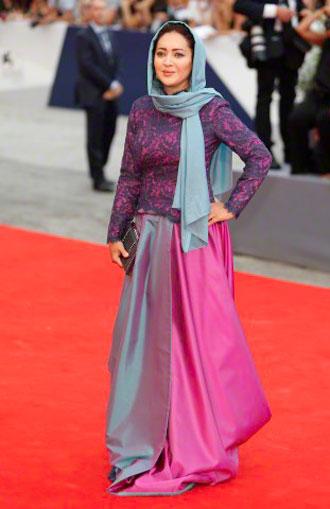 نیکی کریمی جشنواره فیلم ونیز