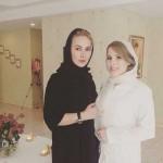 عکس های جدید آناهیتا نعمتی در شهریور ماه ۹۴