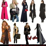 شیک ترین مدل پالتو زنانه و دخترانه زمستان ۹۴-۲۰۱۶