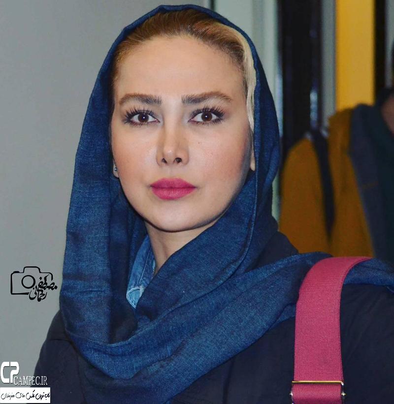 آنا نعمتی در آذر 94