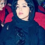 عکس جدید آنا نعمتی و هنگامه حمید زاده آذر ۹۴
