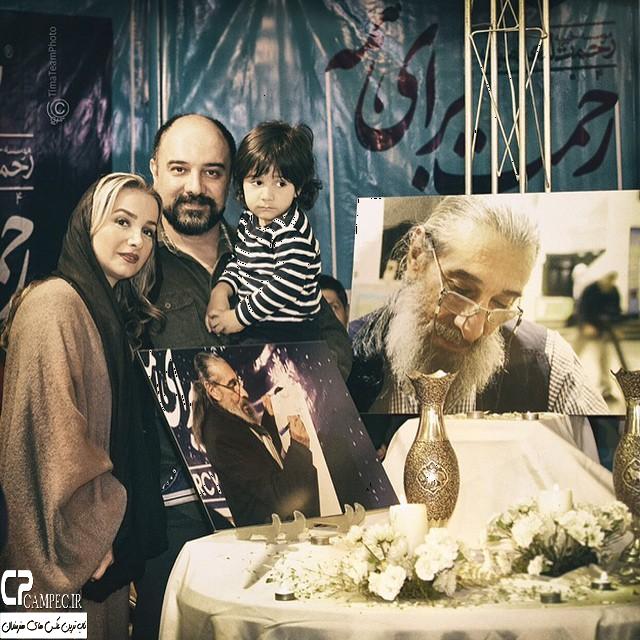 بازیگران ایرانی و همسرانشان پاییز 94 (2)
