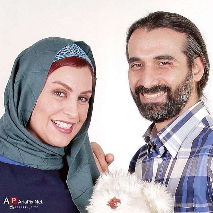 تصاویر بازیگران ایرانی و همسرانشان پاییز 94
