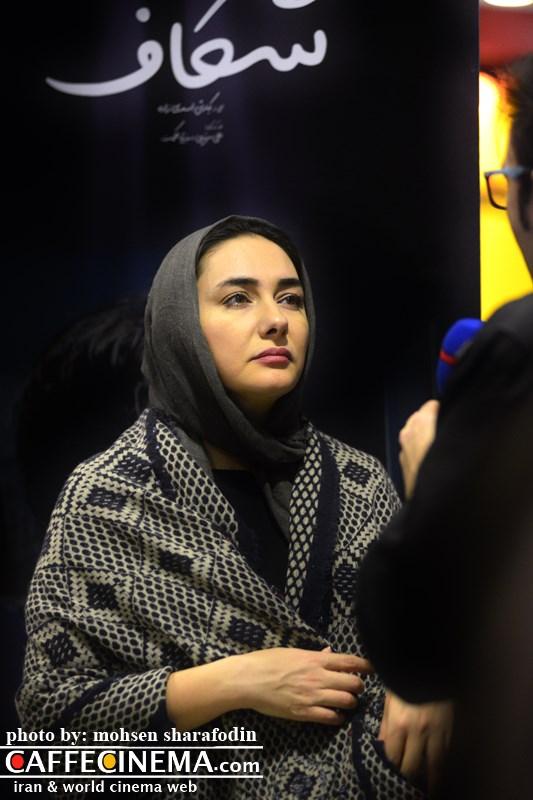 مراسم افتتاحیه فیلم شکاف با حضور عوامل و بازیگران