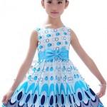 جدیدترین ست لباس دختر بچه  در سال نو  ۲۰۱۶- ۹۵