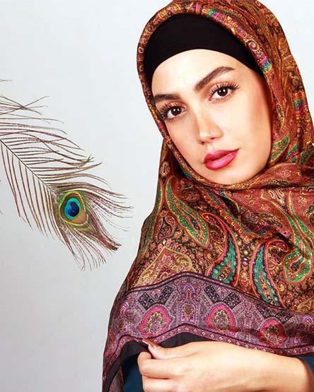روسری شیک و زیبای نوروز سال 95