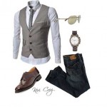شیک ترین ست لباس مردانه بهار و عید ۹۵