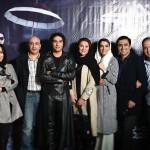 عکس های ناب بازیگران در کنسرت رضا یزدانی بهمن ۹۴