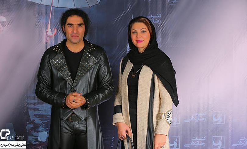 عکس های بازیگران در کنسرت بهمن 94