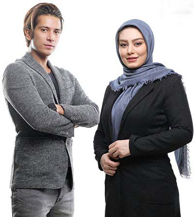 مصاحبه سحر قریشی و همسر جدیدش امید علومی+عکس