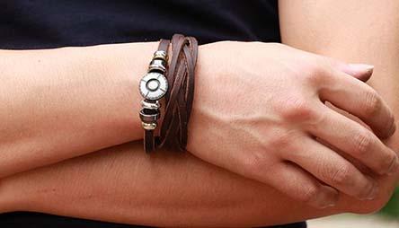 مدل های ناب دستبند مردانه سال 95 (13)