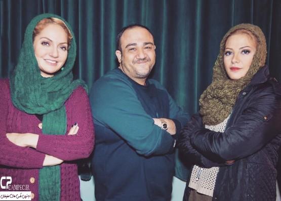 جدیدترین عکس های بازیگران در بهمن 94