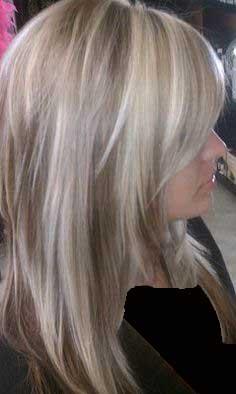 25 رنگ مو و مش مد سال 2016- 95