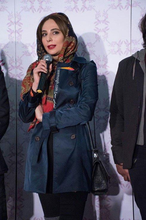 عکس های رعنا آزادی در جشنواره فیلم فجر بهمن 94