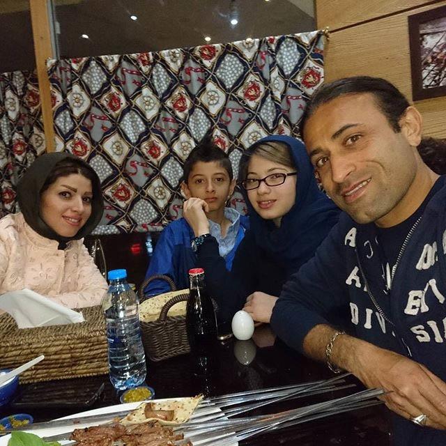 تازه ترین عکس های بازیگران در کنار همسرانشان اسفند 94