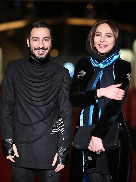 تیپ و لباس بازیگران در فرش قرمز جشنواره فجر بهمن94