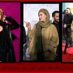 طناز طباطبایی در فرش قرمز جشنواره فجر ۹۴